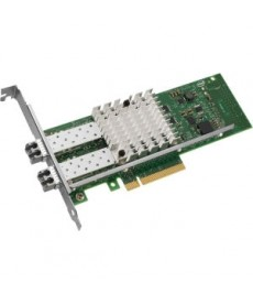 INTEL - X520 SERVER ADAPTER- SR2 DUAL PORT 10G SR2 LC FIBER PCIE BULK