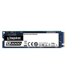 KINGSTON - 500GB A2000 SSD M.2 NVMe