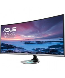 "ASUS - MX38VC 37.5"" 3840x1600 IPS Curved HDMI DP Type-C - 5ms Audio"