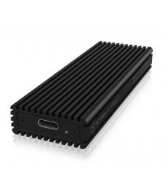 ICY BOX - BOX ESTERNO x SSD M.2 NVME USB-C - USB-A