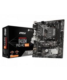 MSI - B450M Pro M2 Max DDR4 M.2 Socket AM4
