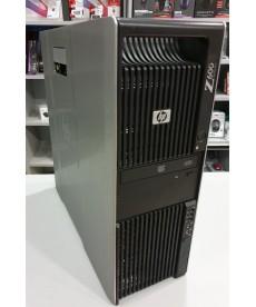 HP - Z600 Dual Xeon E5504 12GB 500GB Quadro 600 Win 10 Pro Rigenerato Garanzia 60gg
