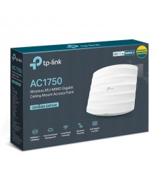 TP-LINK - Access Point AC1750 Dual Band Indoor PoE