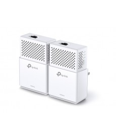 TP-LINK - KIT 2 Powerline AV1000 con porta Gigabit