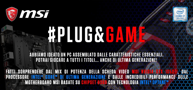 PC da Gaming in offerta a 799€