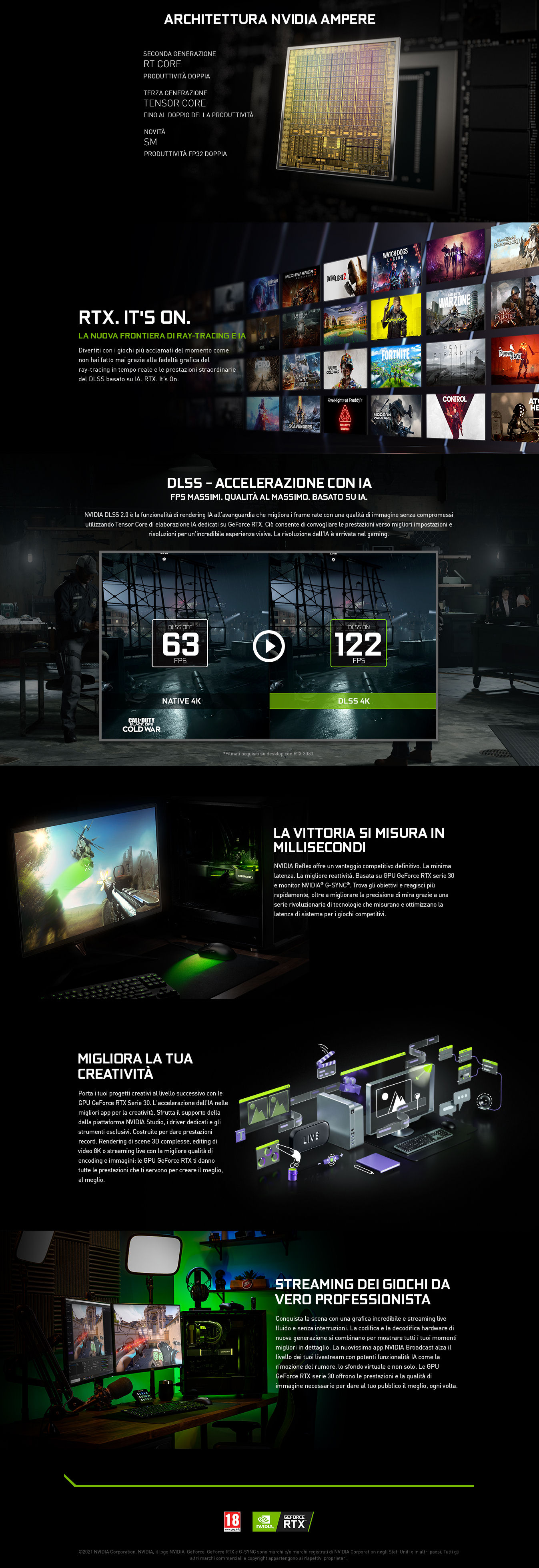 PC Gaming Syspack powered by Nvidia