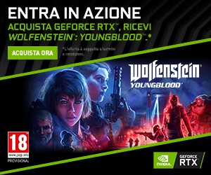 Wolfenstein Young Blood con Nvidia RTX
